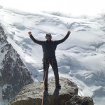Climbing in the Mont Blanc Massif Camo
