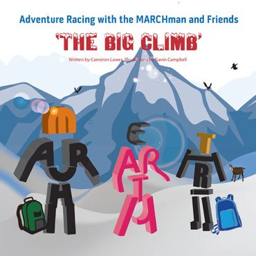 Adventure Racing with the MARCHman and Friends – 'The Big Climb'